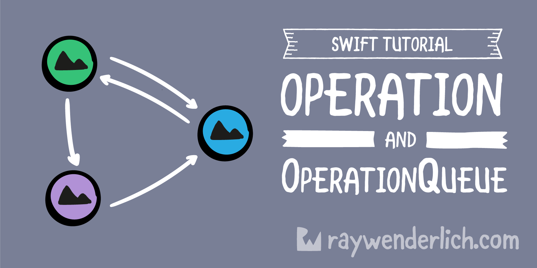Operation and OperationQueue Tutorial in Swift