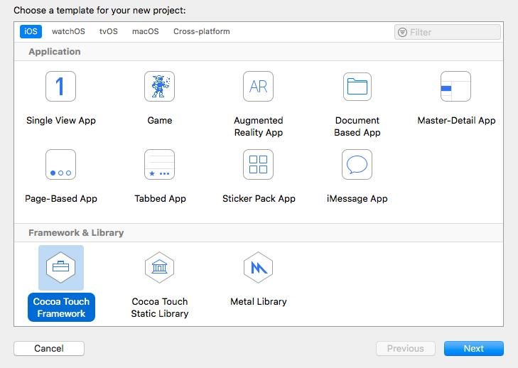 Creating a Framework for iOS   raywenderlich com