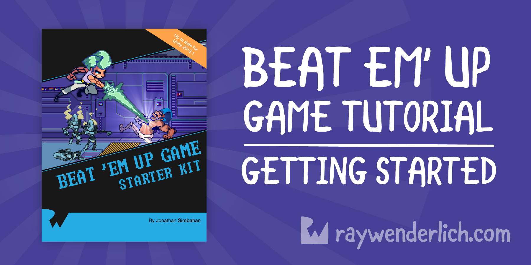 Unity Beat 'Em Up Game Tutorial – Getting Started | raywenderlich com
