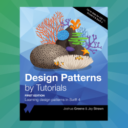 Design Patterns by Tutorials: Full Release Now Available!