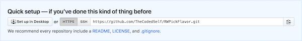 GitHub Quick Setup