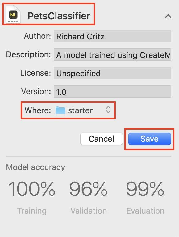 Create ML Tutorial: Getting Started | raywenderlich com