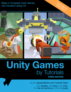 Unity Tutorial Part 1: Getting Started | raywenderlich com