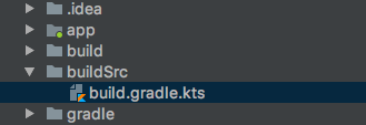 Create build.gradle.kts file