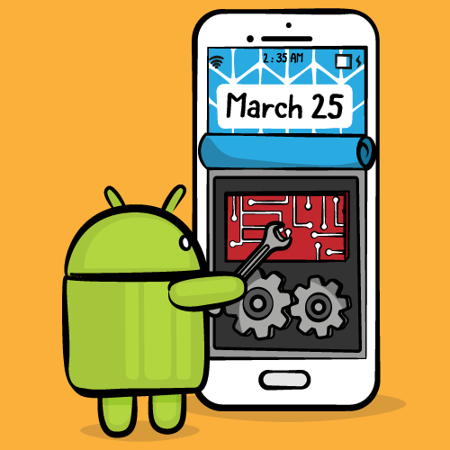 Android Background Processing Part 2: JobScheduler and