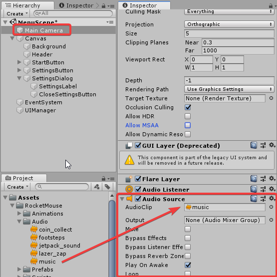 Introduction to Unity UI – Part 2 | raywenderlich com