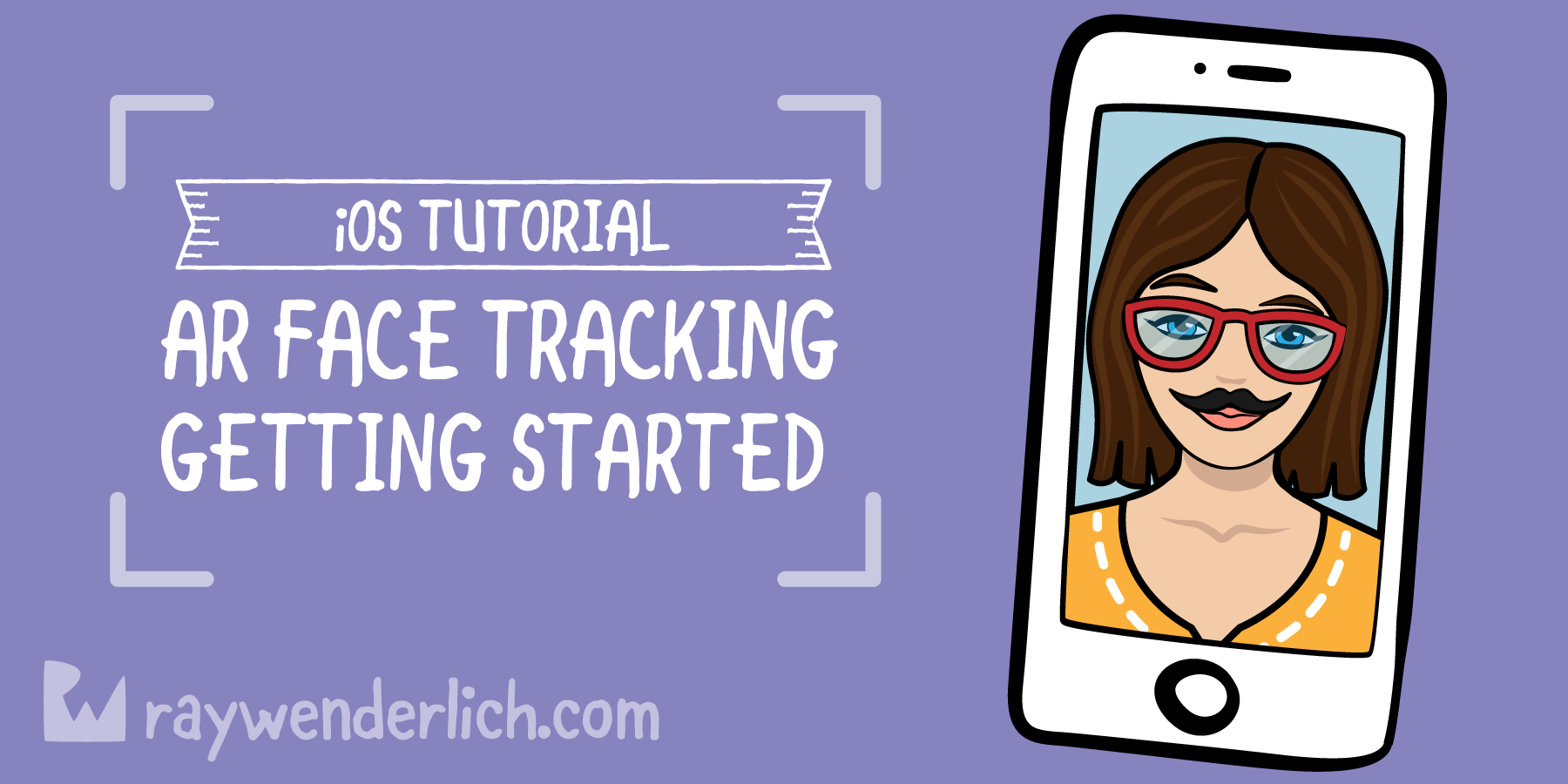 AR Face Tracking Tutorial for iOS: Getting Started