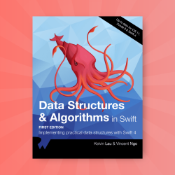 Data Structures & Algorithms in Swift Full Release Now Available!