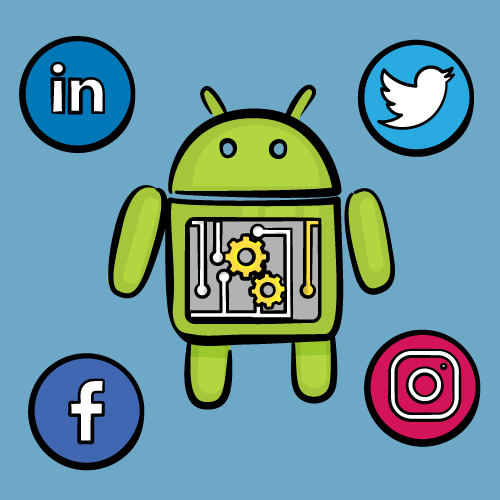 Social Network Integration on Android