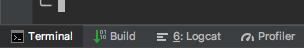 terminal tab