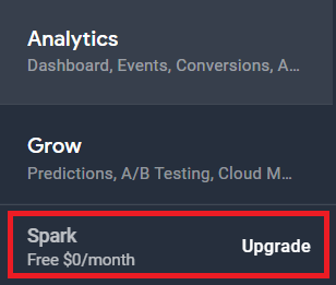 spark plan