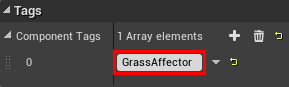 unreal engine grass