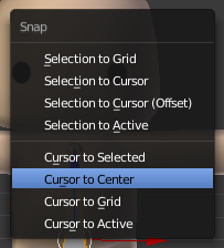 - CursorToCenter - Creating Reusable Characters With Blender and Unity