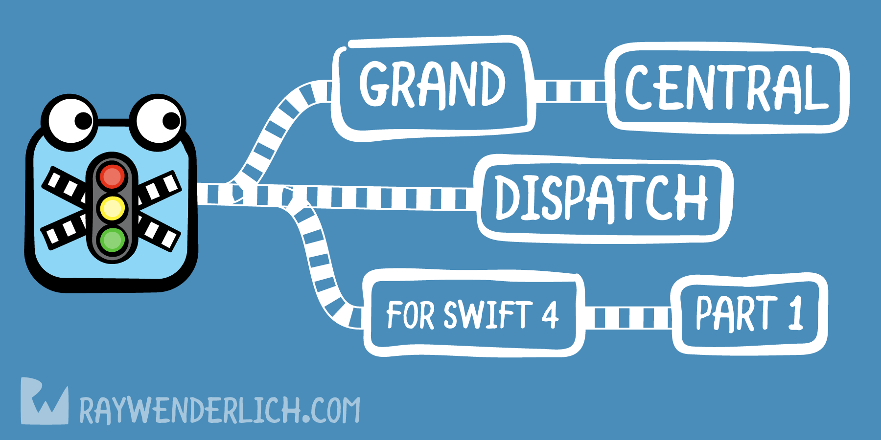 Grand Central Dispatch Tutorial for Swift 4: Part 1/2