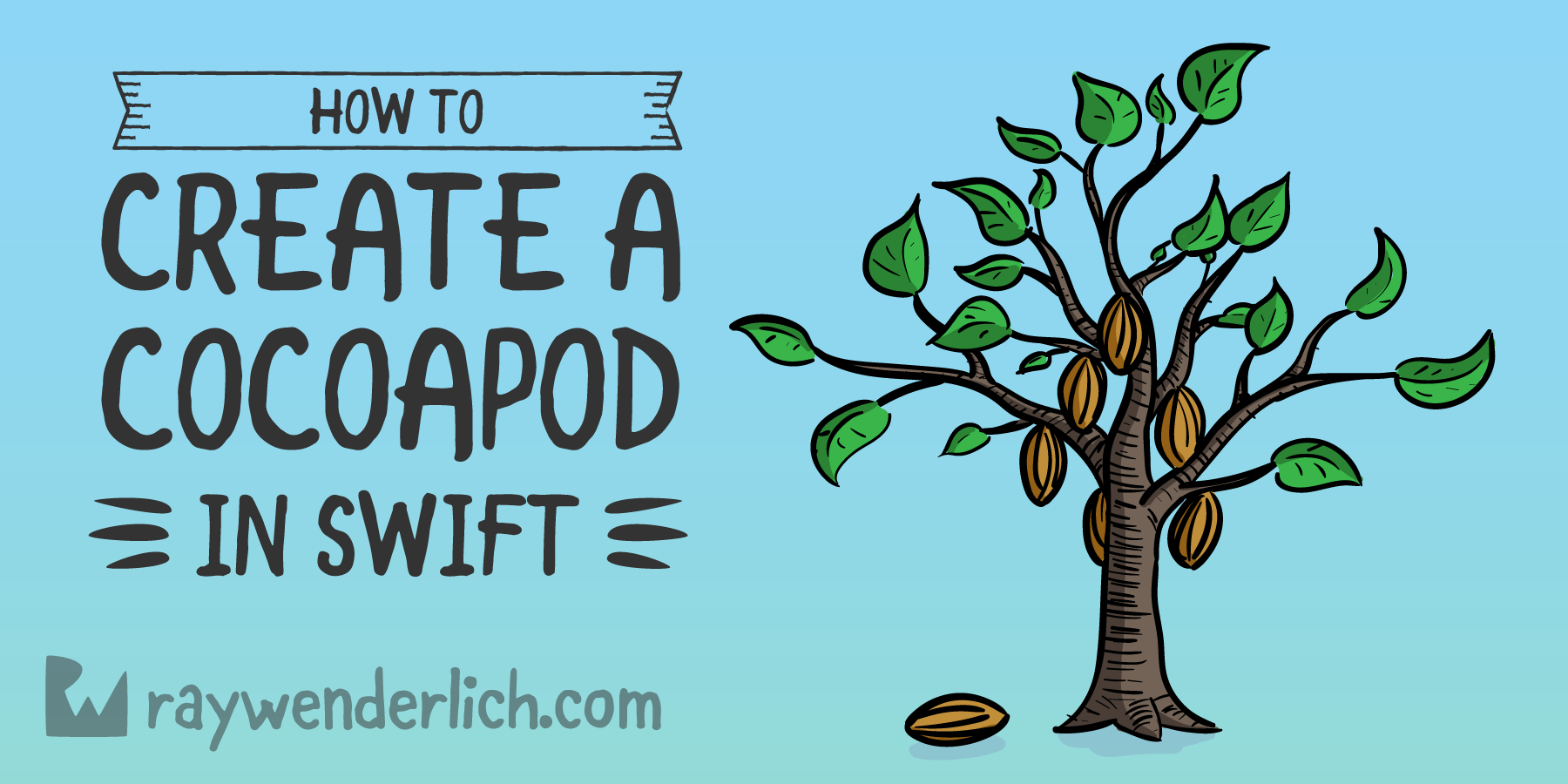 How to Create a CocoaPod in Swift | raywenderlich com