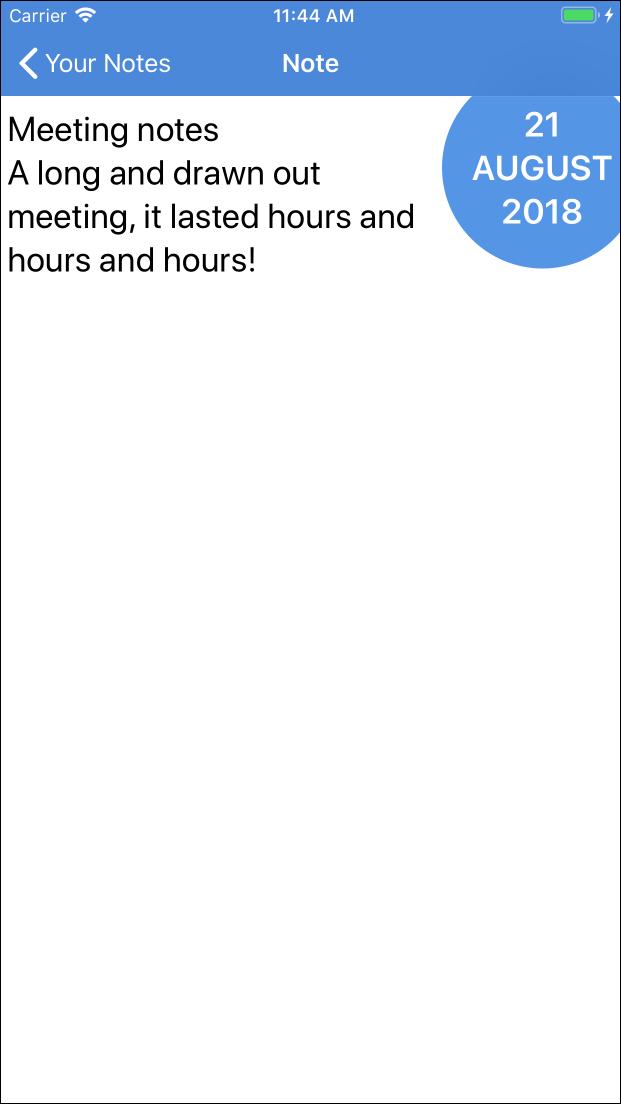 Text Kit Tutorial: Getting Started | raywenderlich com
