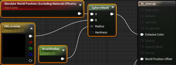 how to return value unreal 4