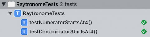 Testing RxSwift code