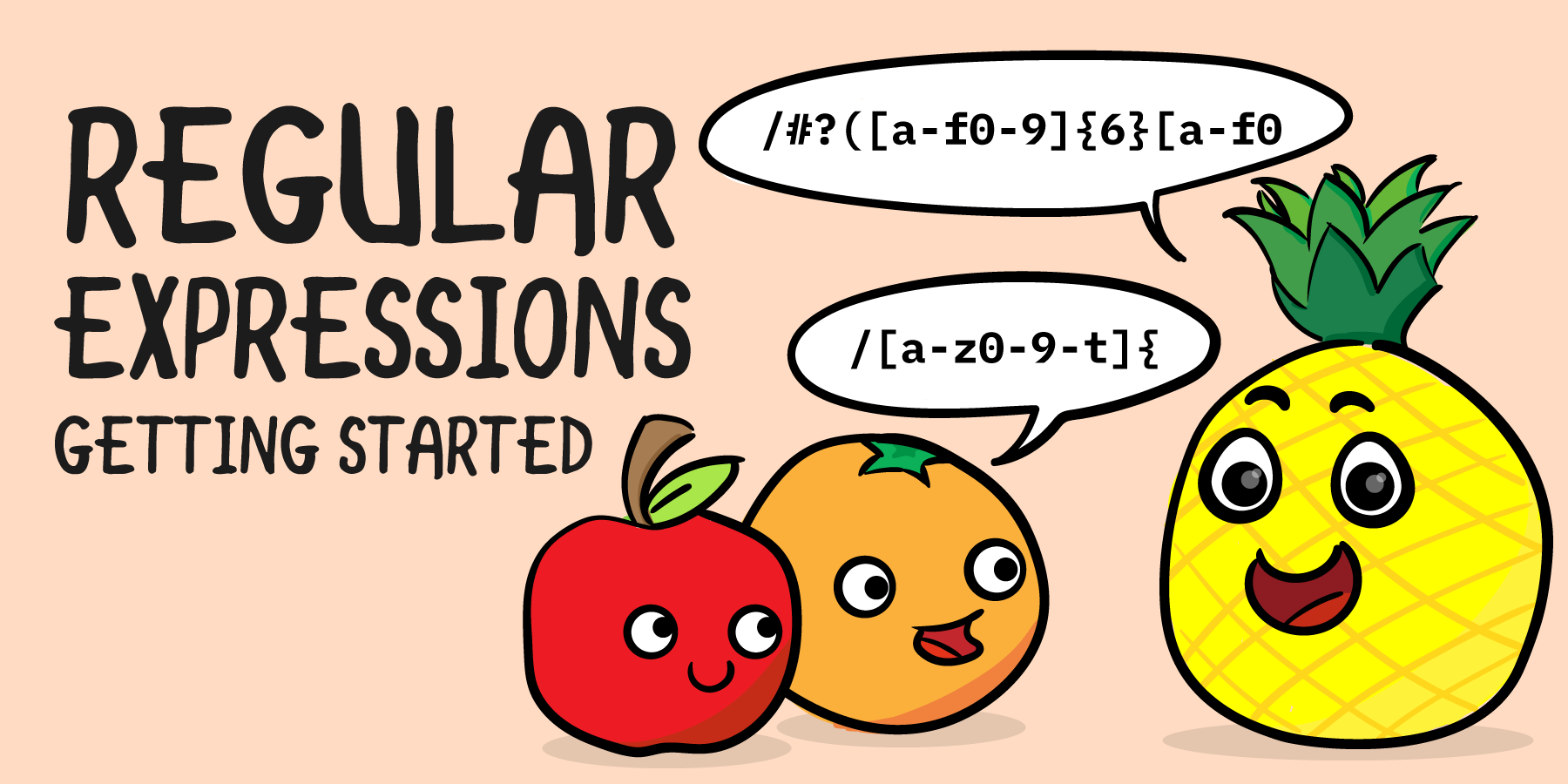 Regular Expressions Tutorial: Getting Started