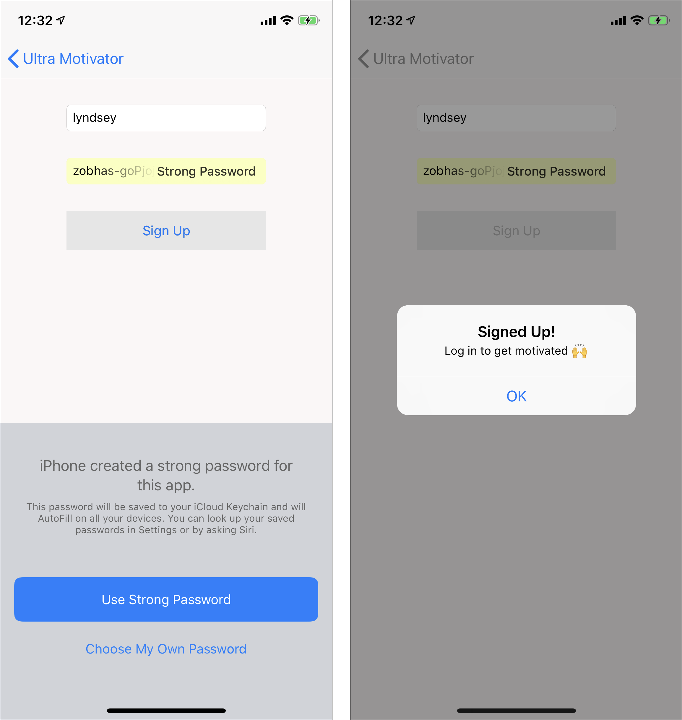 iOS 12 Password Tools: Improving User Security and