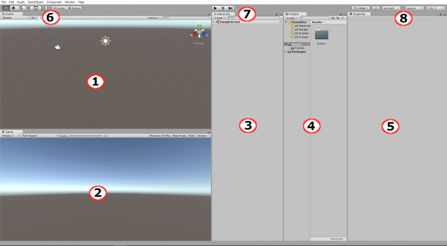 Unity User Interface