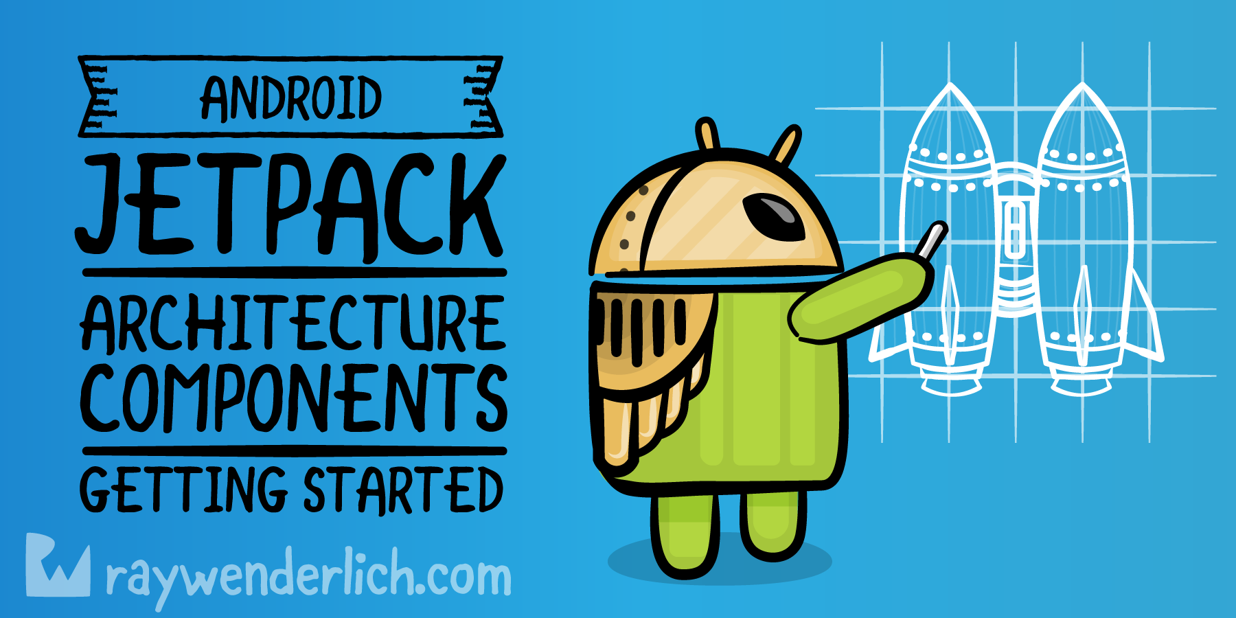 QnA VBage Android Jetpack Architecture Components: Getting Started [FREE]