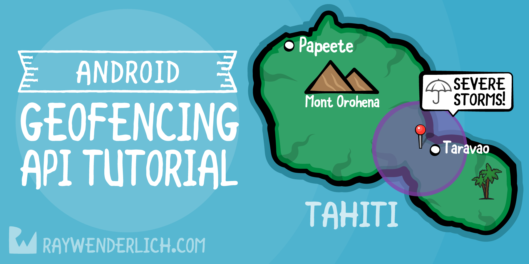 Geofencing API Tutorial for Android [FREE]