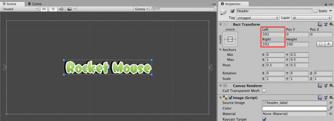 Introduction to Unity UI – Part 1   raywenderlich com