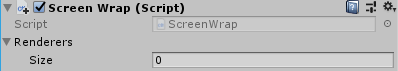 Screenwrap script