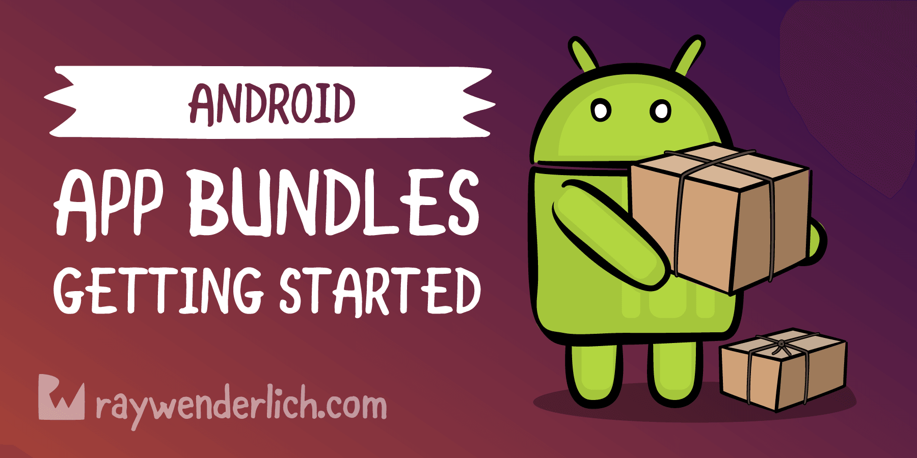 QnA VBage Android App Bundles: Getting Started [FREE]