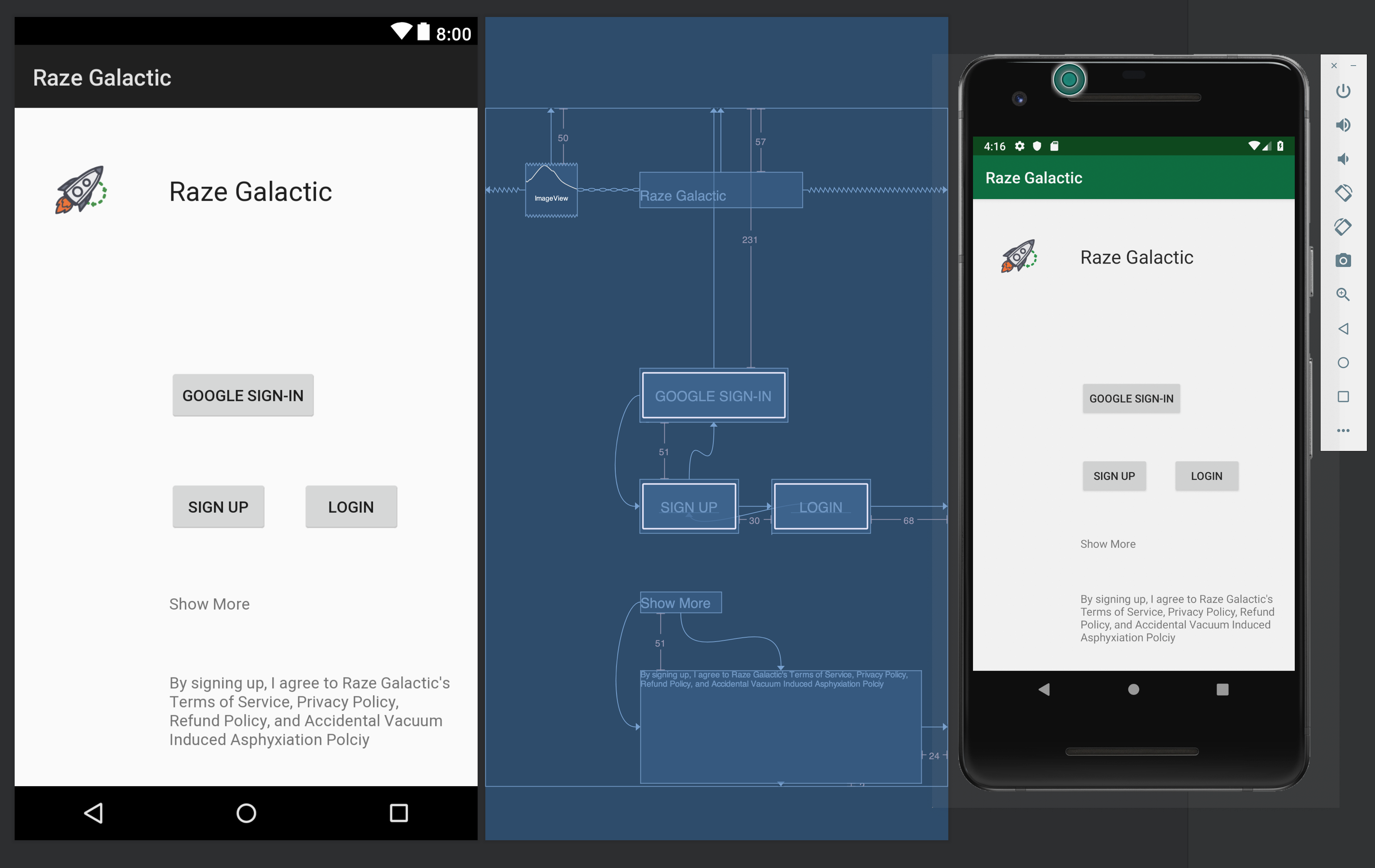 ConstraintLayout Tutorial for Android: Getting Started