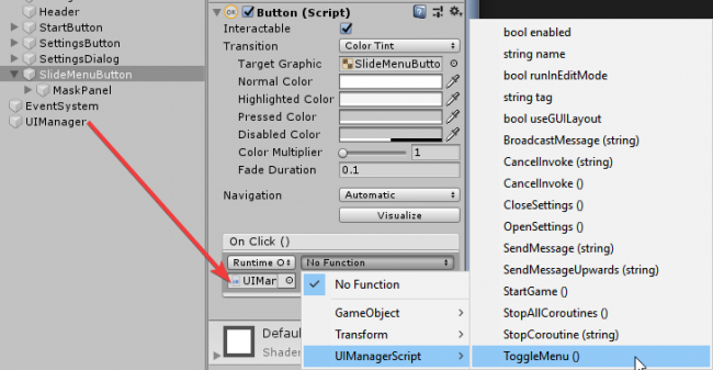 Introduction to Unity UI – Part 3 | raywenderlich com