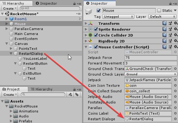 Unity Collider Source Code