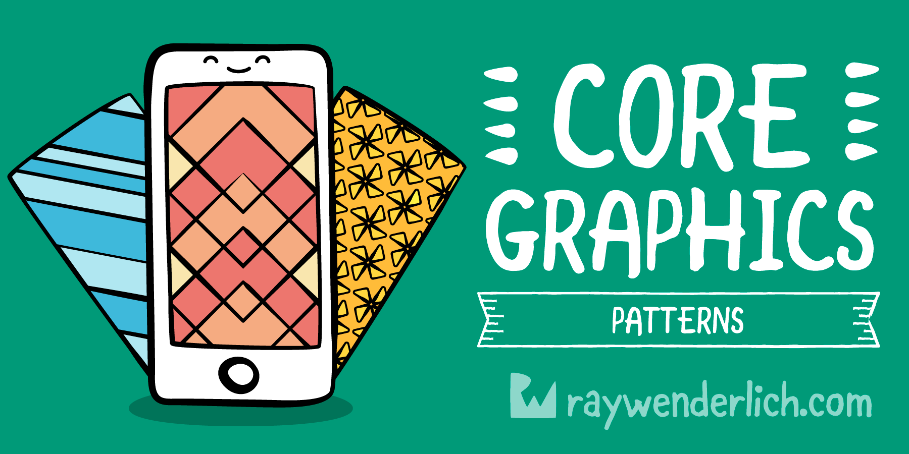 Core Graphics Tutorial: Patterns [FREE]