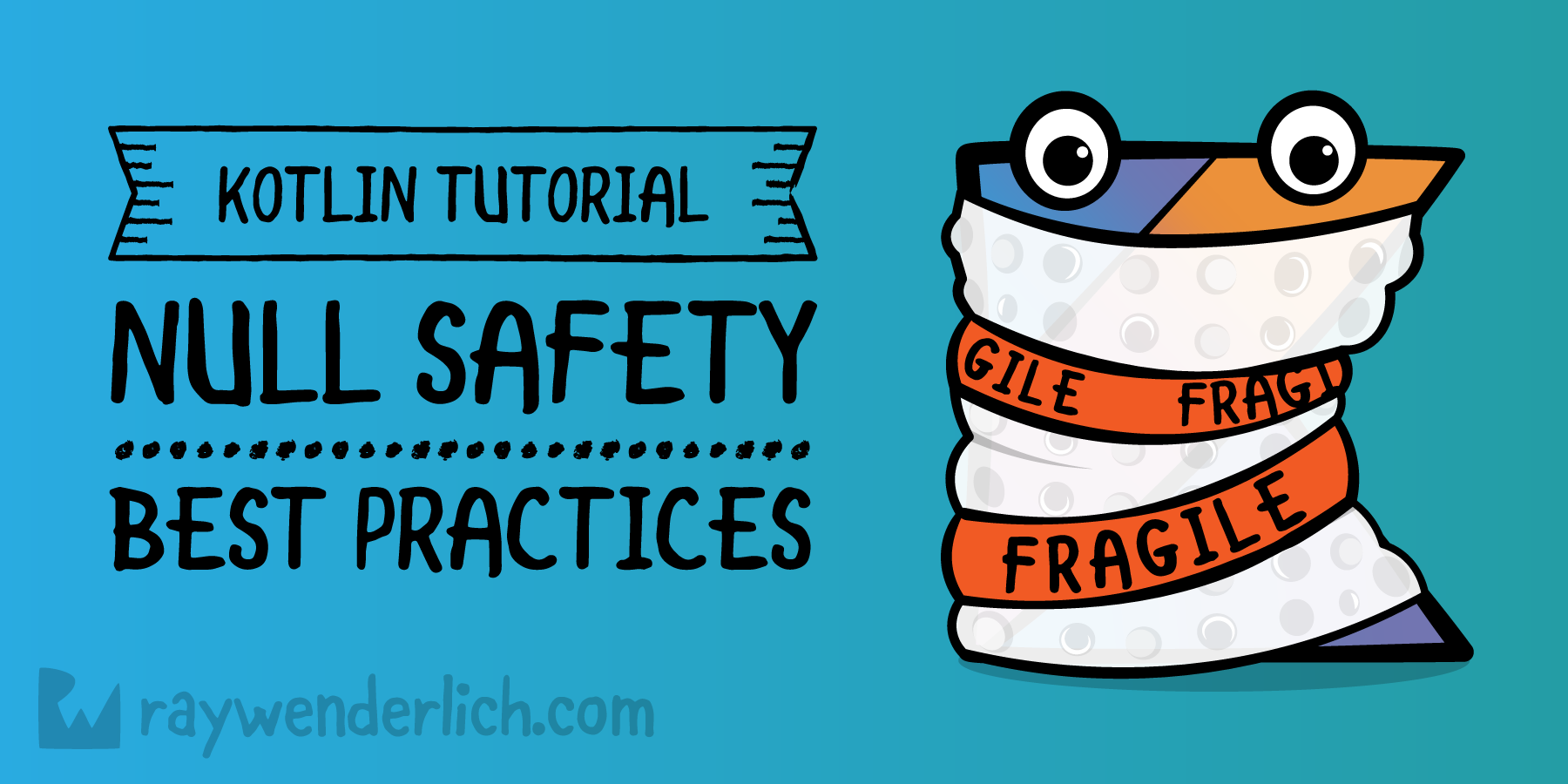 Null Safety Tutorial in Kotlin: Best Practices | raywenderlich com