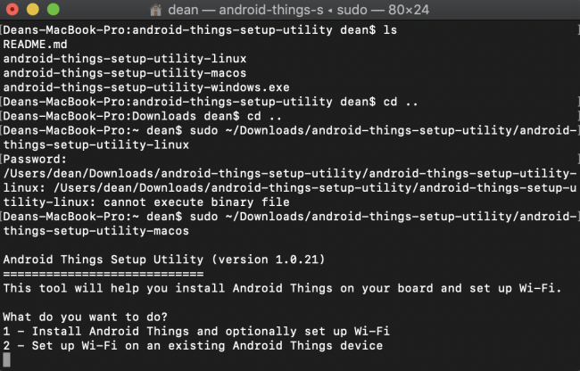 Android Things Tutorial: Getting Started | raywenderlich com
