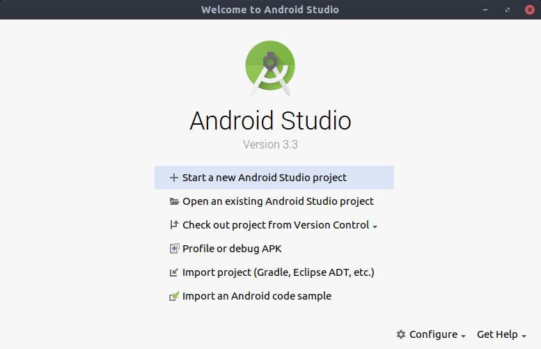 android studio error installing apk