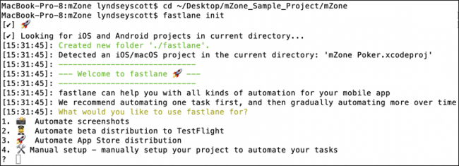 fastlane Tutorial: Getting Started [FREE]_Ray Wenderlich