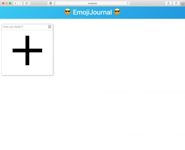 Initial web client