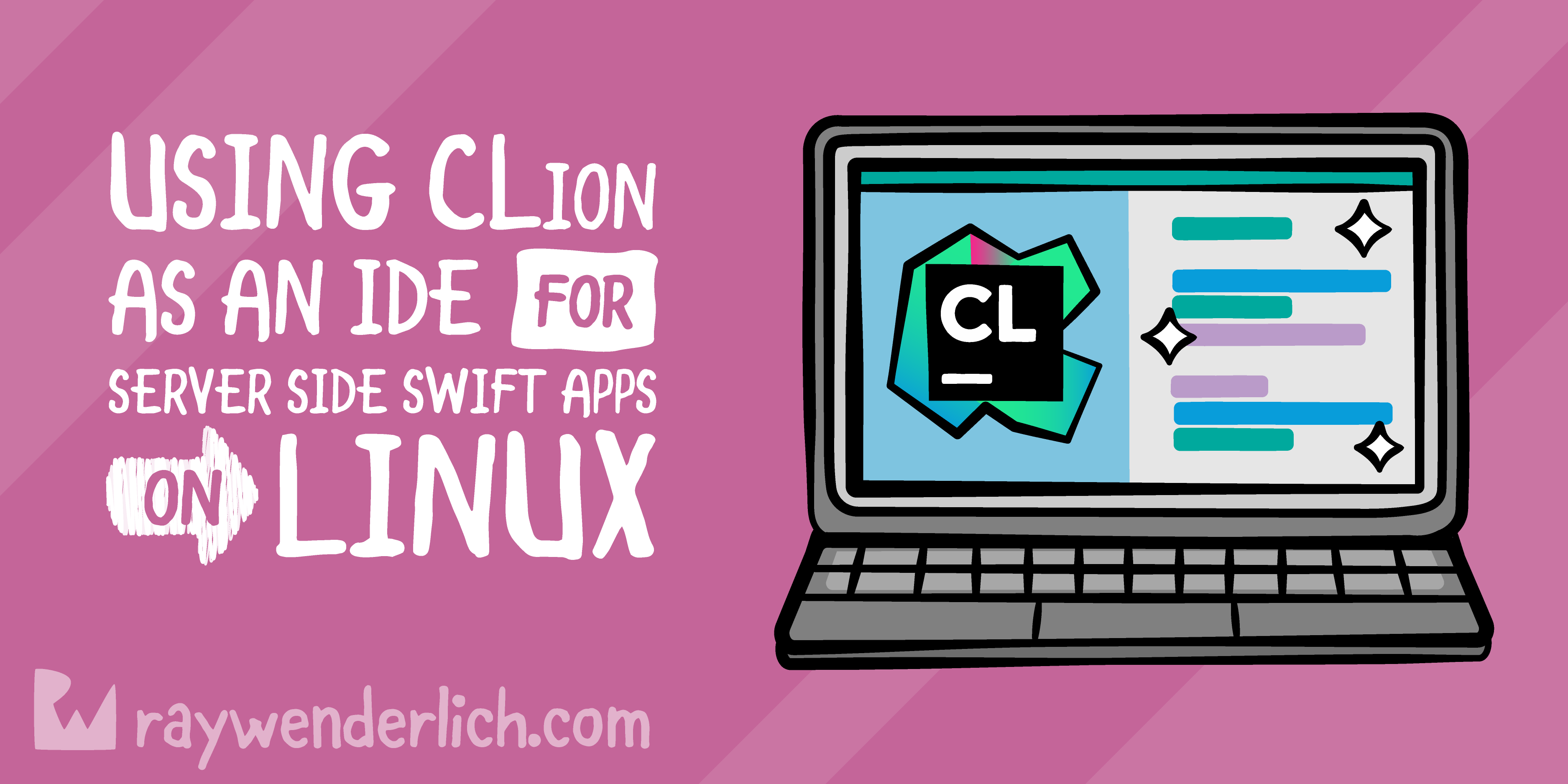 Using CLion as an IDE for Server Side Swift Apps on Linux