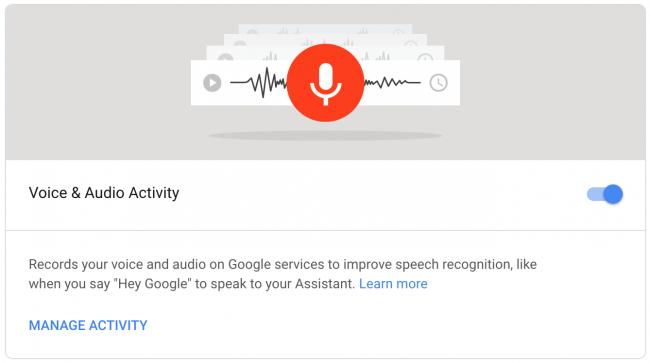 Voice & Audio Permission