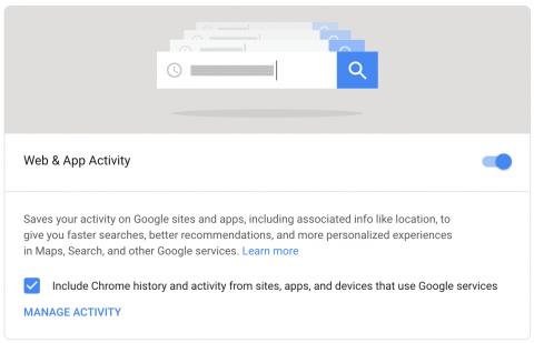 Web & Activity Permission