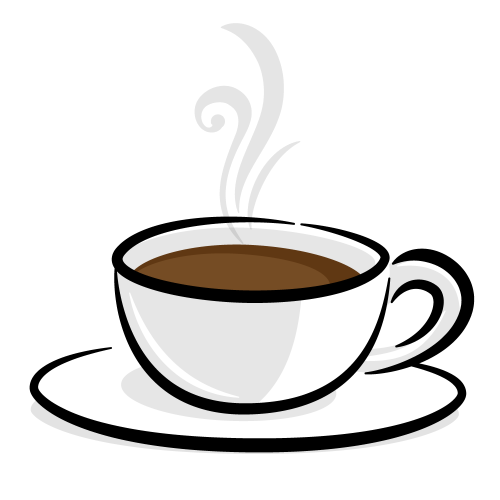 - facelasers coffee break 500x500 - Face Detection Tutorial Using the Vision Framework for iOS