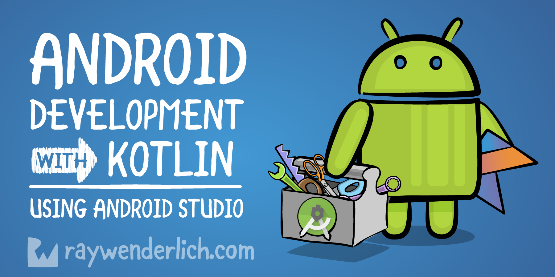 Beginning Android Development with Kotlin, Part Two: Using Android