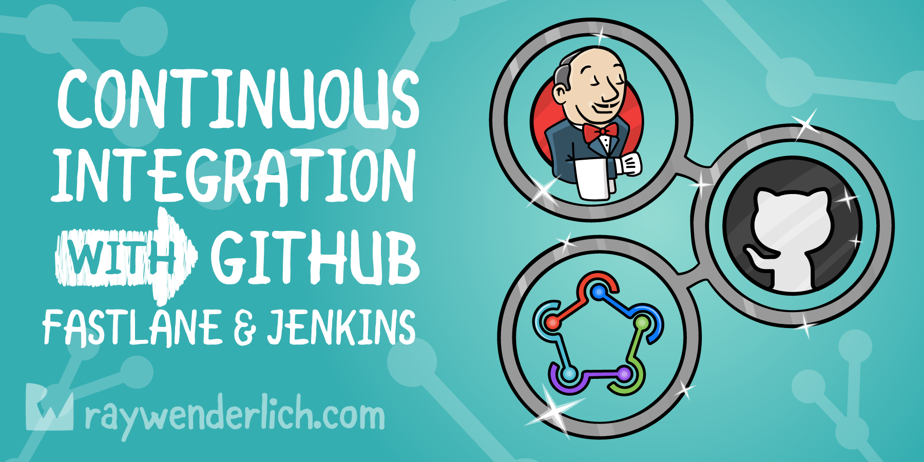 QnA VBage Continuous Integration With GitHub, Fastlane & Jenkins [FREE]