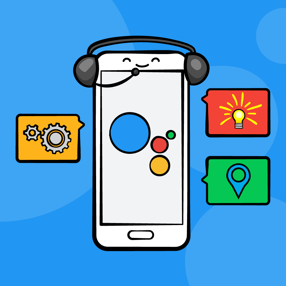 Custom My Design Assistant building an action for google assistant: getting started