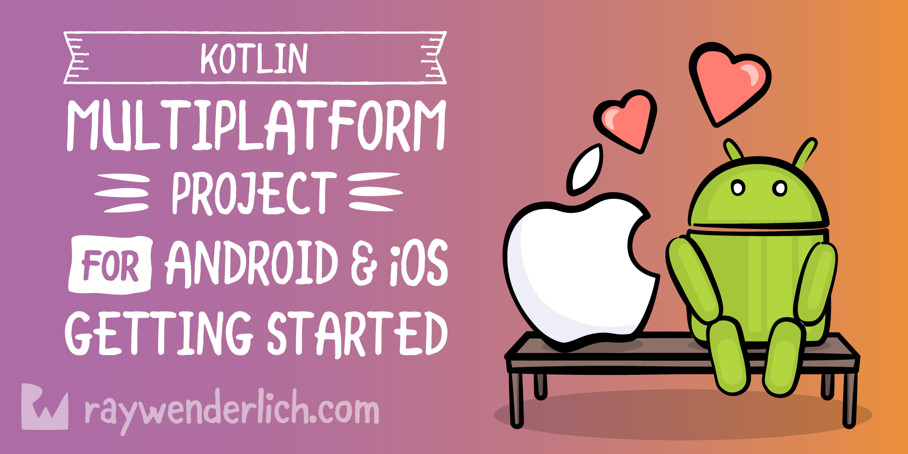 Kotlin Multiplatform Project for Android and iOS: Getting