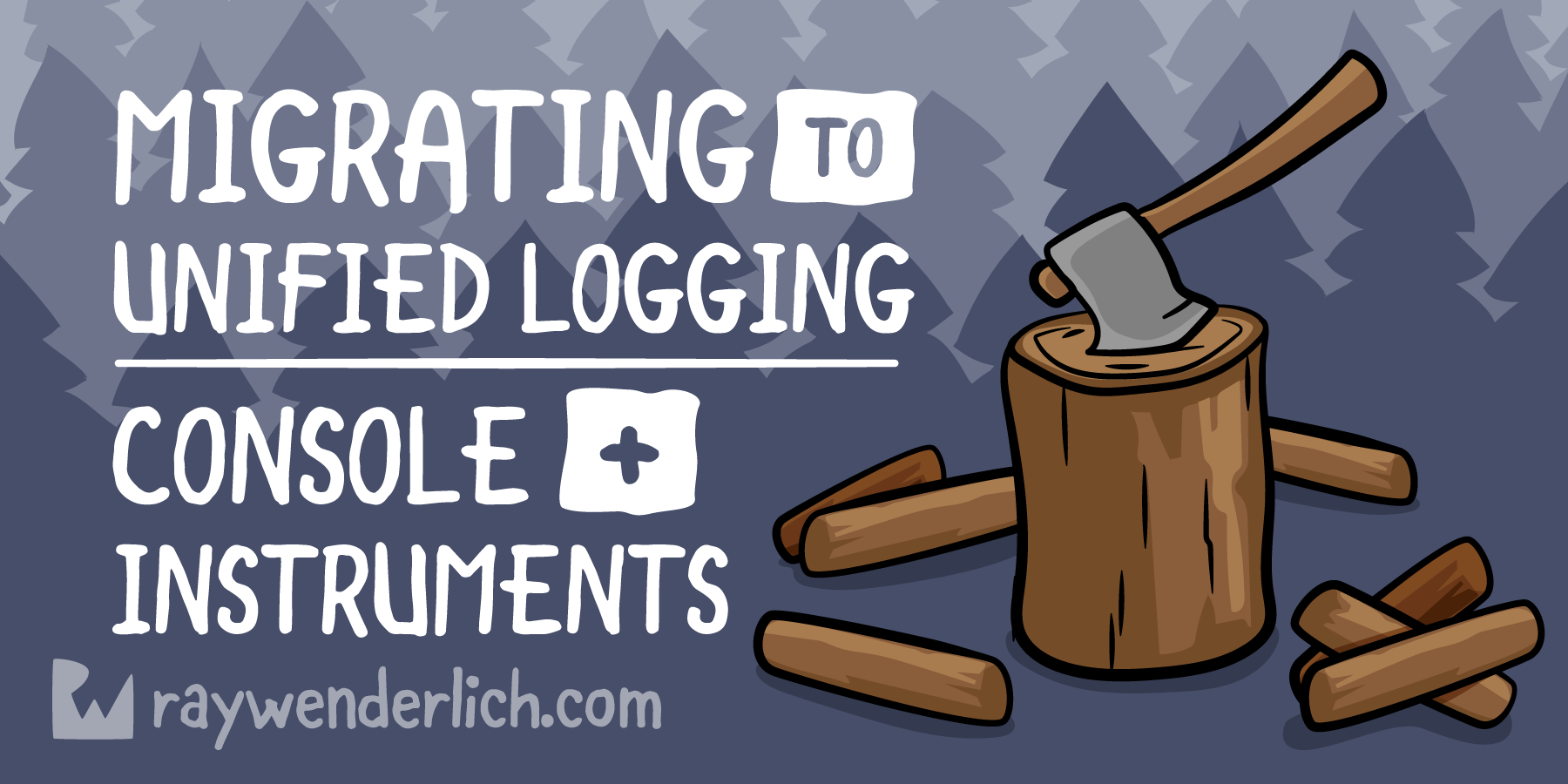 QnA VBage Migrating to Unified Logging: Console and Instruments [FREE]