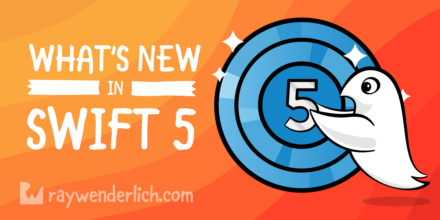 What's New in Swift 5? | raywenderlich com