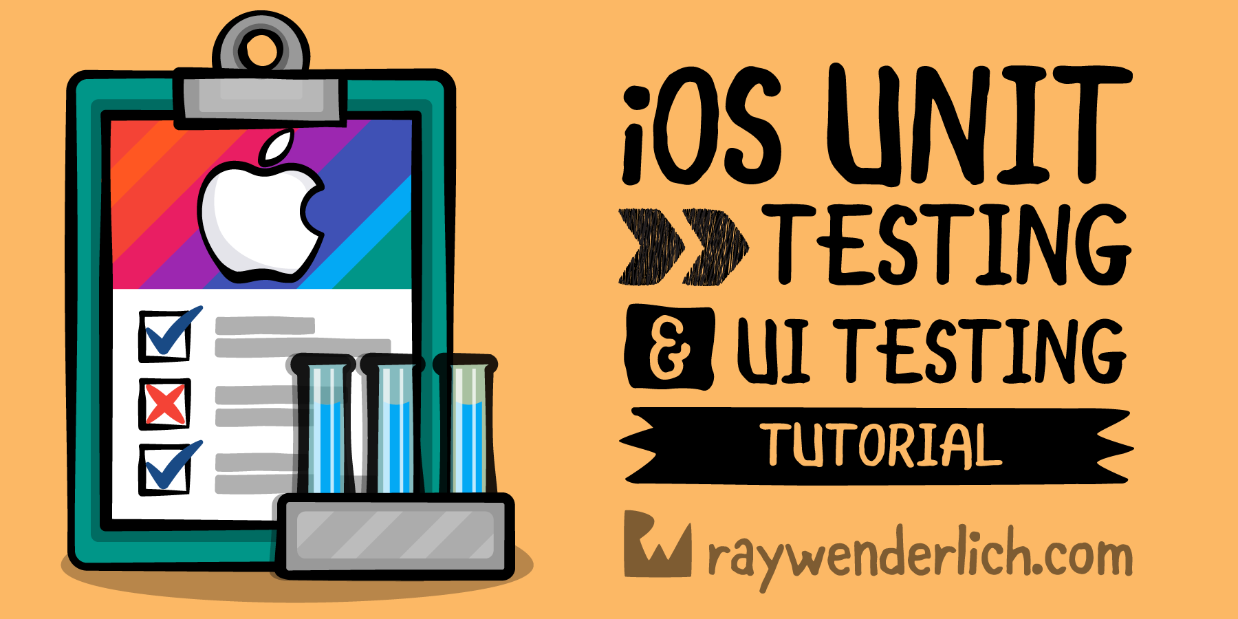 iOS Unit Testing and UI Testing Tutorial | raywenderlich com